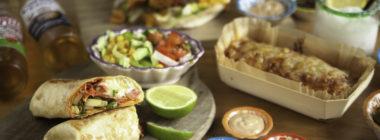 Mexicaans Restaurant Tortillas afhalen
